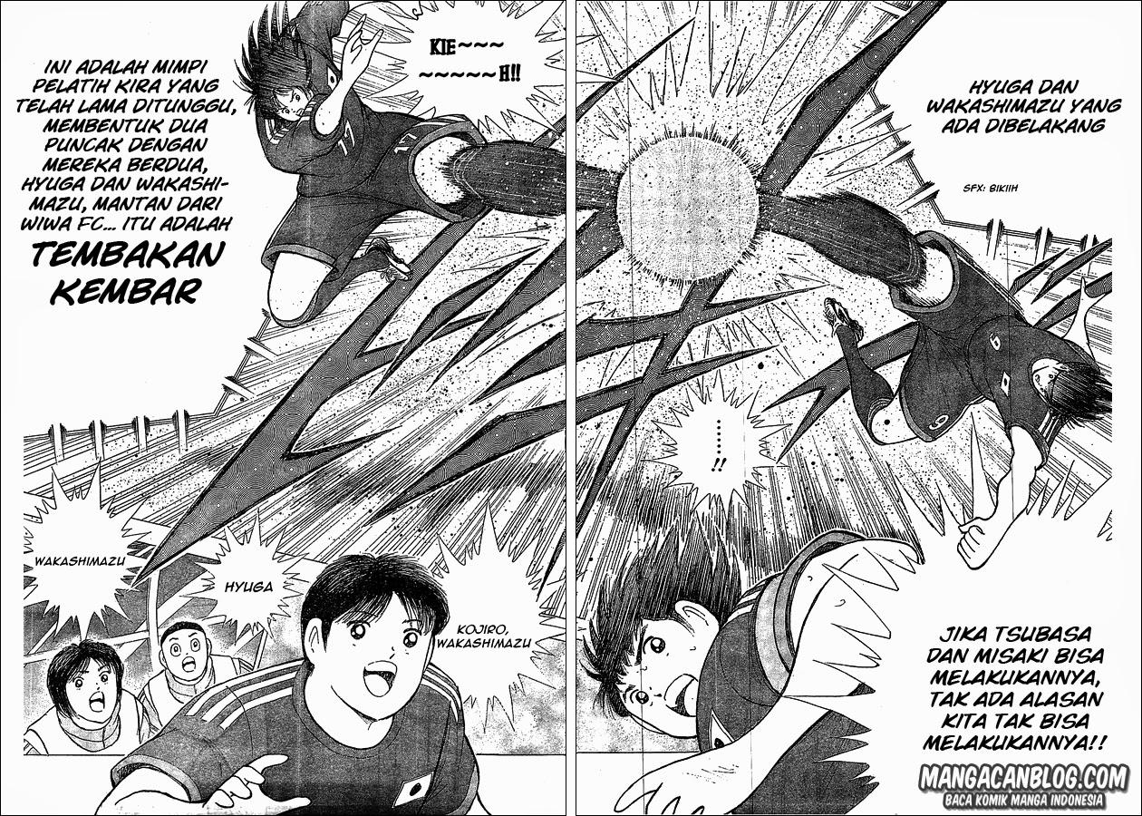 Captain Tsubasa – Rising Sun Chapter 06-11