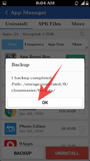 user apps ka backup kaise banaye 6