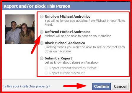 how to unfriend someone on facebook without actually unfriending them