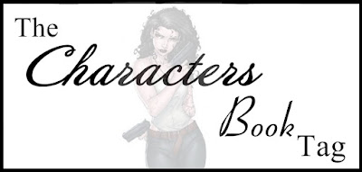 The Characters Book Tag