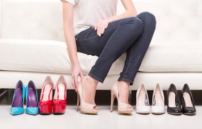 Perawatan Kaki Pemakai High Heels