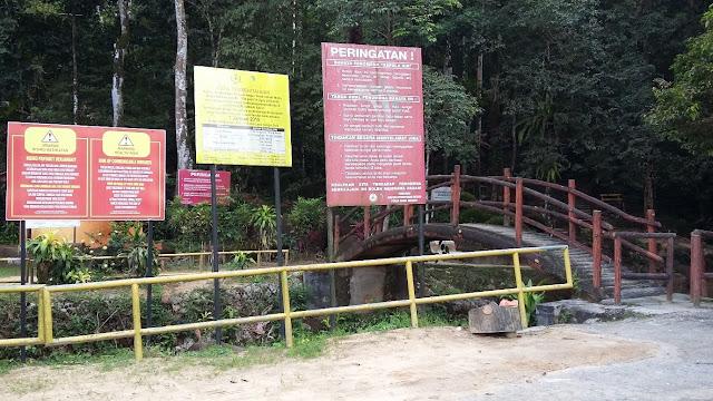 Hutan Lipur Sungai Salu