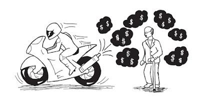 El dinero vale más que la vida
