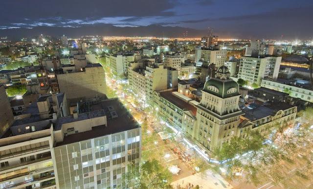 O que fazer a noite em Mendoza na Argentina