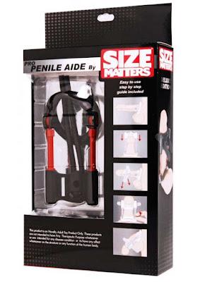 SM Deluxe Edition Pro Penile Aide Penis Enlarger System Gayrado Online Shop
