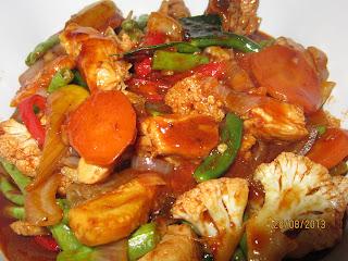 paprik ayam, menu mudah ayam, resepi ayam, resepi ringkas, ayam masak, masak ala kedai, sedap dan mudah, ringkas, menu ala tomyam, menu ala siam,