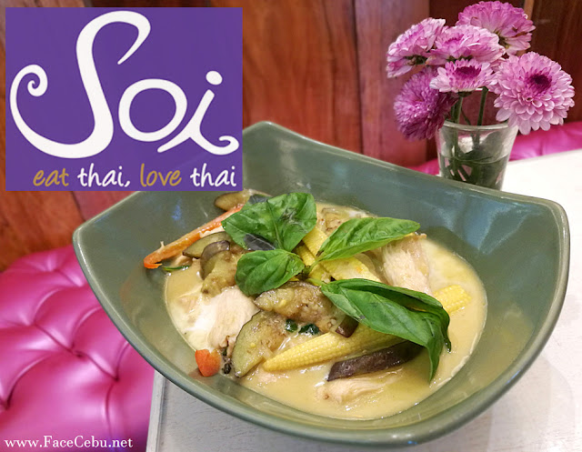 Soi Thai Restaurant Seaside Cebu