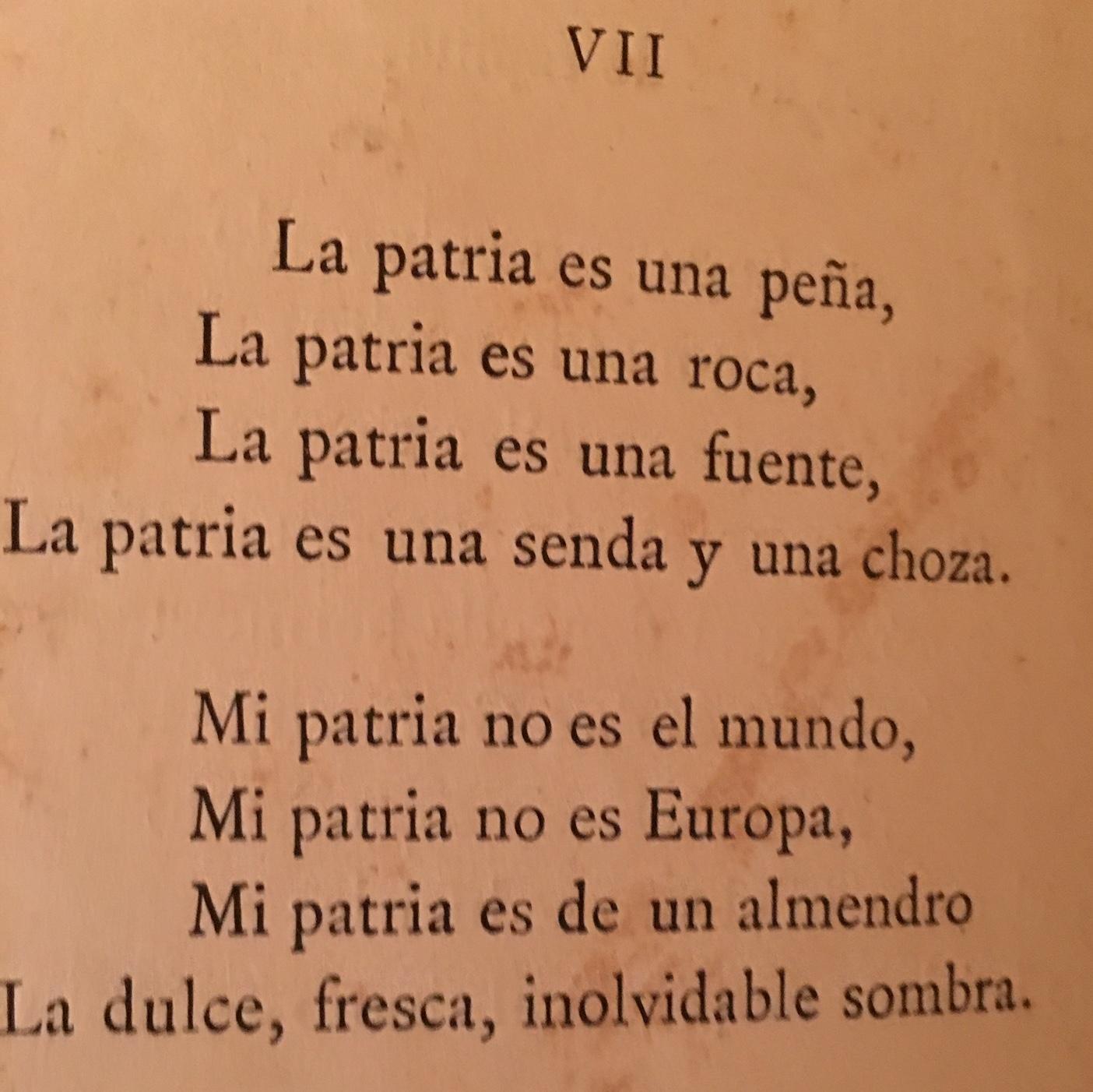 Poema De La Patria Poemas A Mi Patria