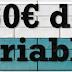 ¿Por qué he recibido sólo 60€ de parte variable?. Todas las causas.