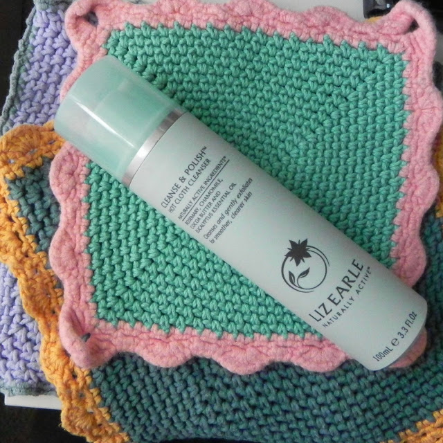 Award-winning Hot Cloth Cleanser