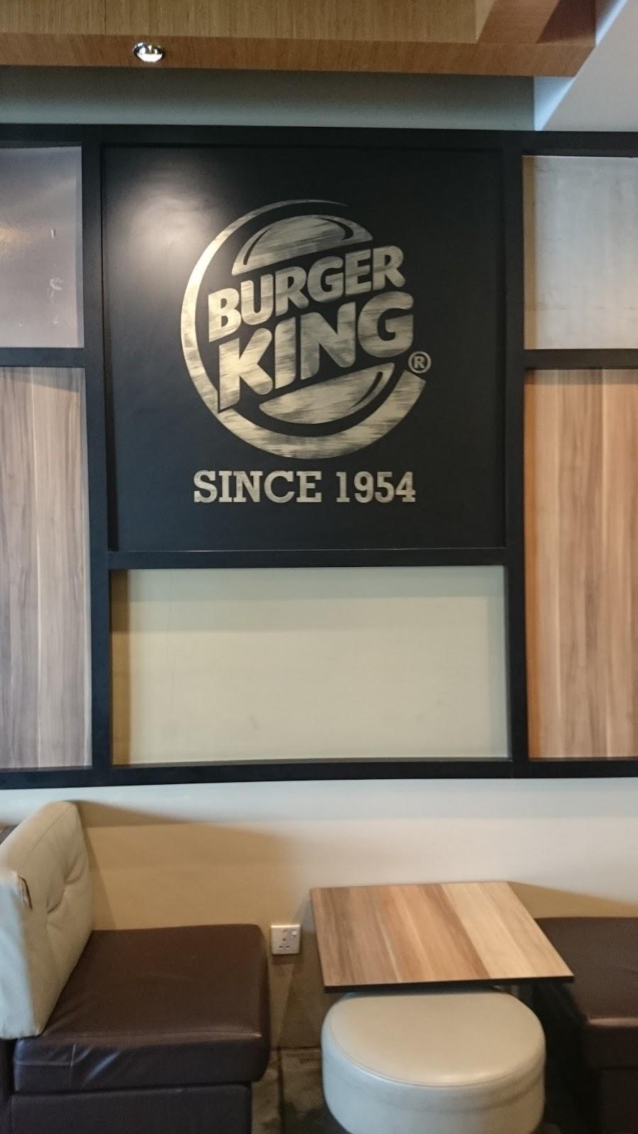 Restaurants Italian Near Me: Eats And Chow: Burger King At The Mall Of Medini Legoland