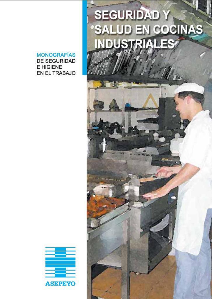 Seguridad y salud en cocinas industriales