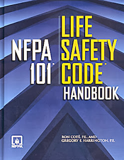 NFPA 101 Life Safety Code Book