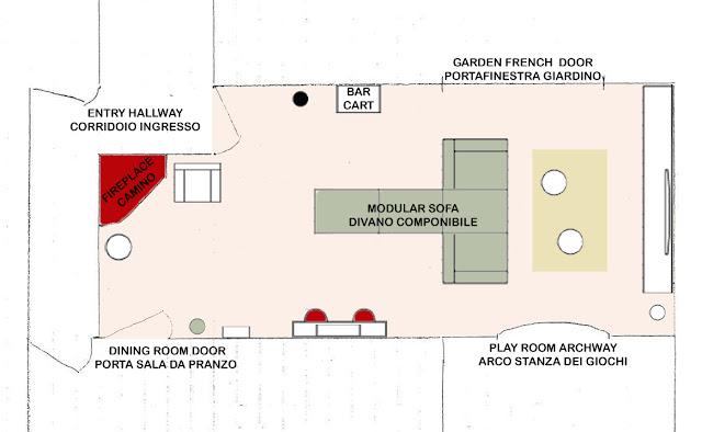 mappa salotto