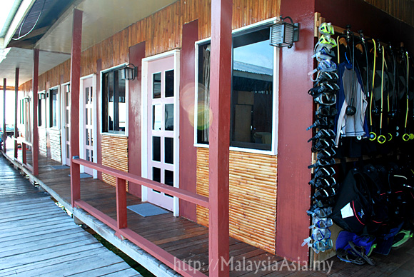 Mabul Seahorse Guest House