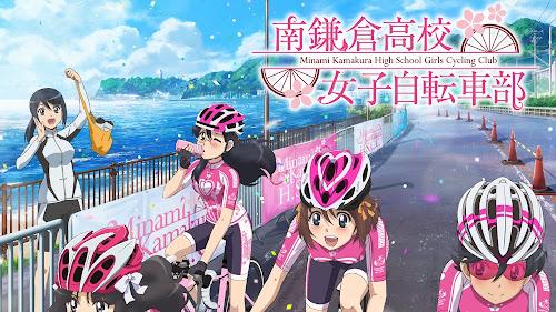 Descargar Minami Kamakura Koukou Joshi Jitensha-bu [02/??] [720p] [Mega] HD