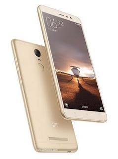 Xiaomi Redmi Note 3 Pro layar 5.5 inci 2 jutaan