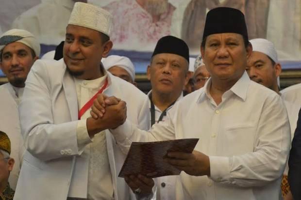 Perwakilan GNPF dan Alumni 212 akan Masuk Timses Prabowo-Sandi