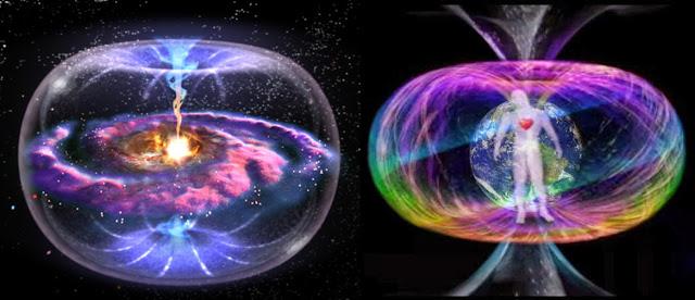 DIVERGENCIA NAHUAL: Campo cuántico y la consciencia