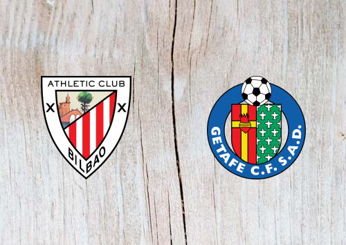 Athletic Bilbao vs Getafe - Highlights 25 November 2018