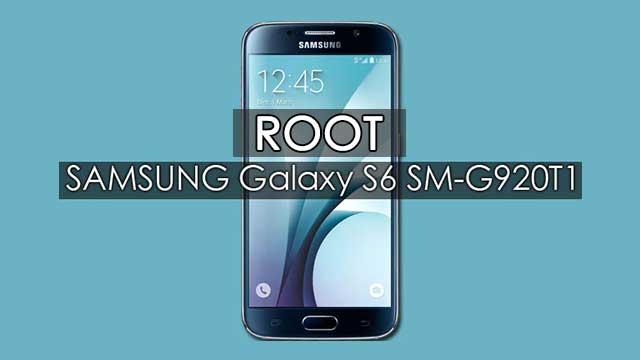 Cómo ROOTEAR Samsung Galaxy S6 SM-G920T1