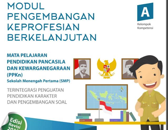 Modul PKB PPKn SMP Revisi 2017