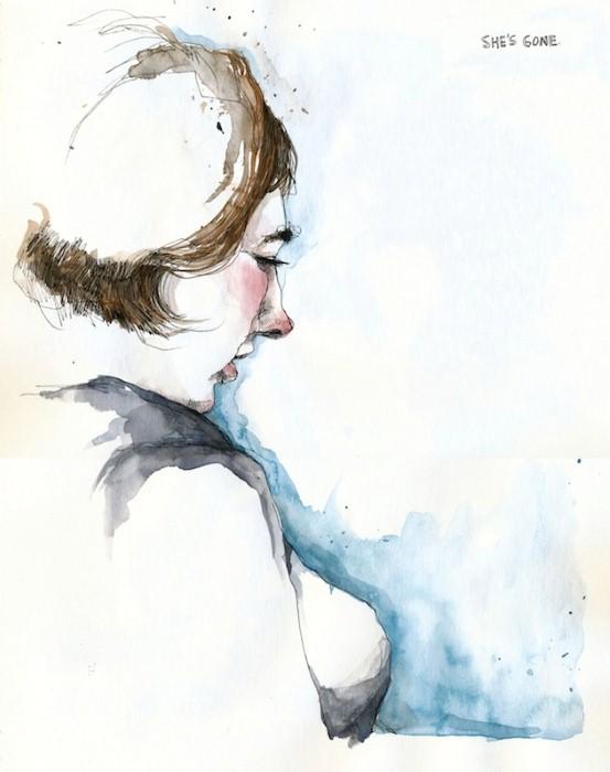 Иллюзия одиночества. Wendy MacNaughton 27