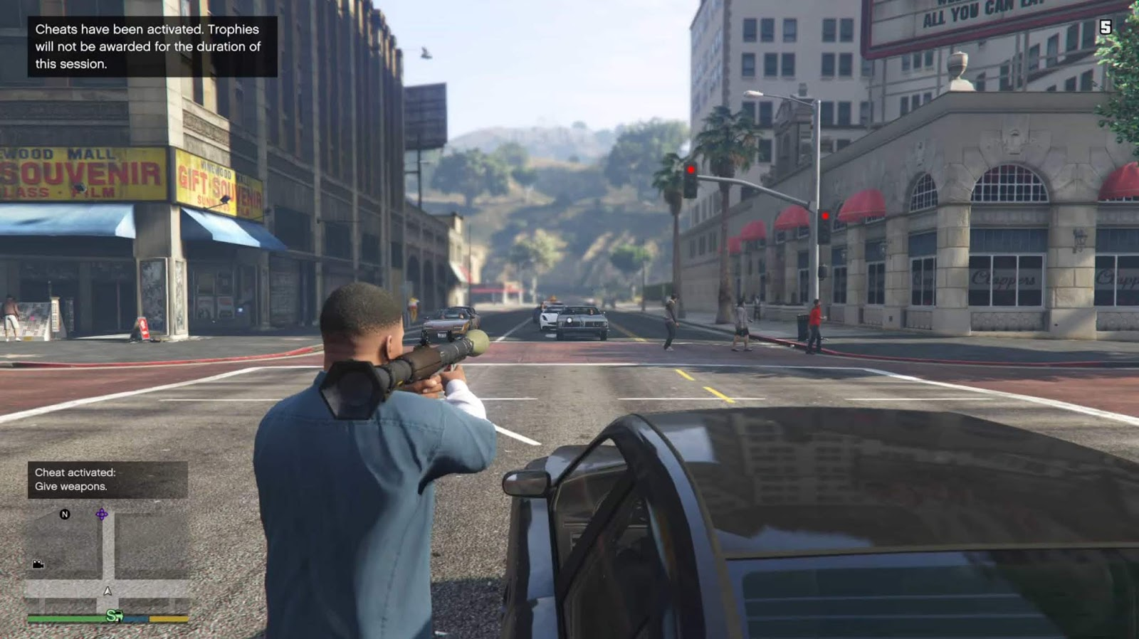 GTA 5 Highly Compressed For PC 100% working 1 GB PARTS