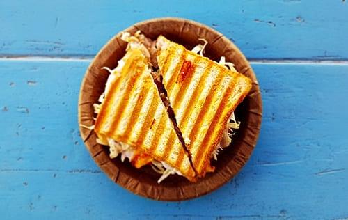 Pão low carb sem glúten e sem lactose