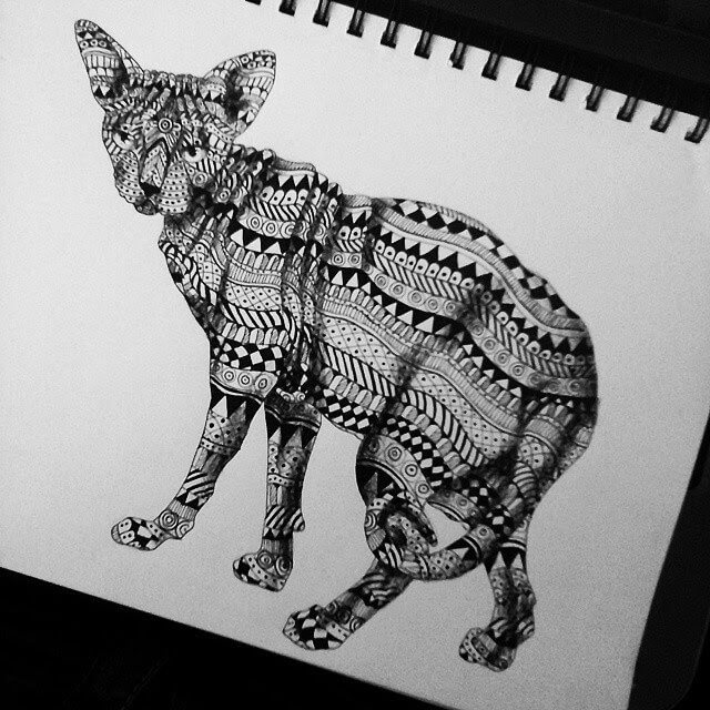14-Sphynx-Cat-Savanna-Zentangle-Wild-Animal-Drawings-www-designstack-co