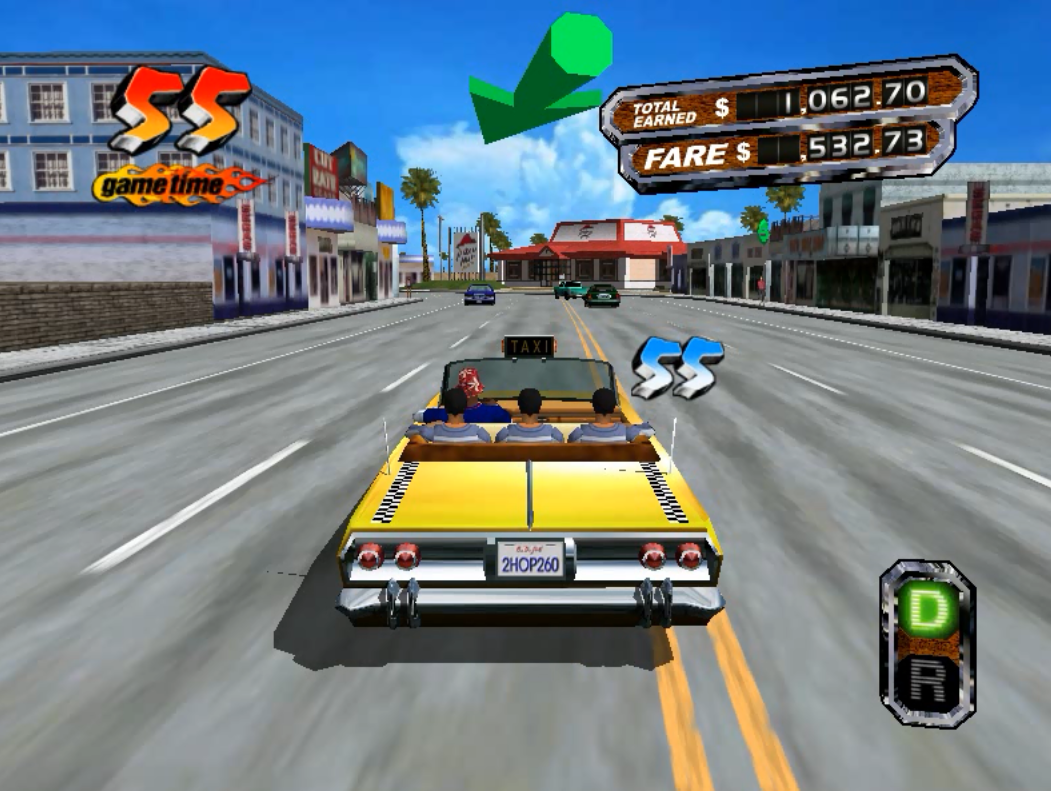 RisanDrooid: Download Game CRAZY TAXI 3 for PC Full Gratis