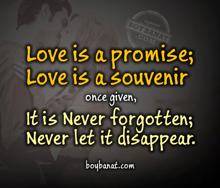 True Love Quotes And Sayings Boy Banat