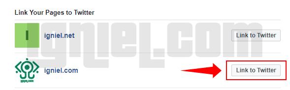 Cara Update Status dari Fanspage Ke Twitter Otomatis
