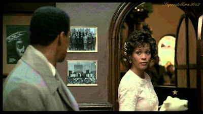 The Preacher's Wife 1996 movie still Denzel Washington Whitney Houston Penny Marshall