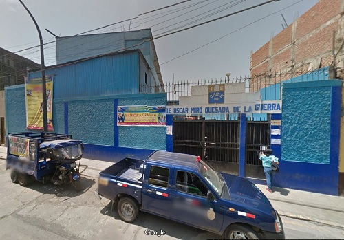 Colegio 0099 OSCAR MIROQUESADA DE LA GUERRA - Lima Cercado