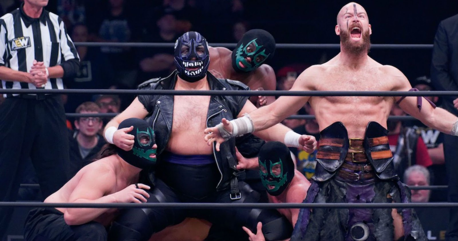 AEW utiliza erro grotesco do Dynamite para promover storyline