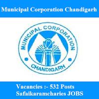 Municipal Corporation Chandigarh, MC Chandigarh, freejobalert, Sarkari Naukri, MC Chandigarh Answer Key, Answer Key, mc chandigarh logo