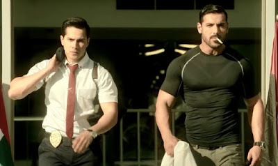 Dishoom Movie Images And HD Wallpapers, Varun Dhawan, John Abraham And Jacqueline Looks, Images And Wallpapers From Dishoom Movie
