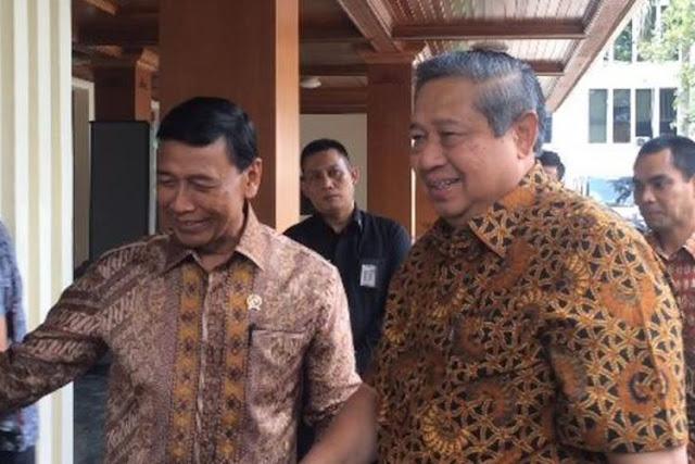 Terbongkar, Wiranto Ungkapkan SBY Pernah Tanya Untuk Ambil Alih Kekuasaan pada 1998