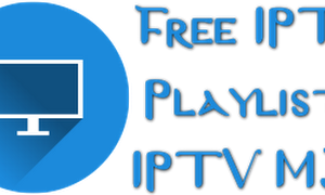 Free IPTV Links | M3U Playlist