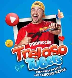 Cadastrar Promoção Biscoito Treloso Tubers Luccas Neto Prêmios Participar