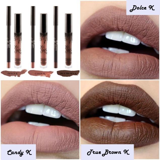Coleção Lip Kit by Kylie Jenner 2