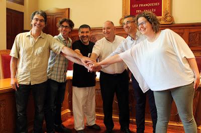 Esguard de Dona - Contrapunt guanya el concurs per gestionar l'EMM Claudi Arimany de les Franqueses  del Vallès