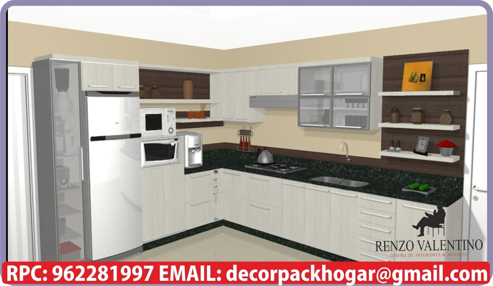 Dise os fabricacion de closet cocina y muebles de oficina for Fabricacion muebles de cocina