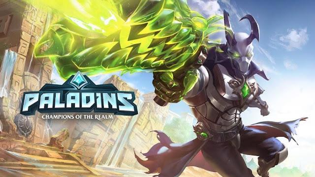 Paladins- cel mai tare joc multiplayer pentru copii 2019