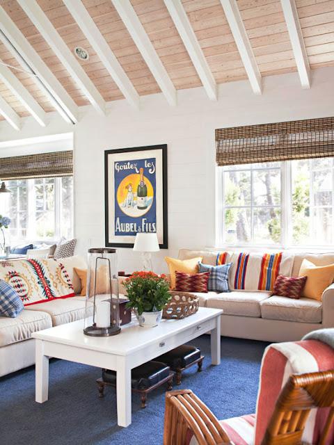 Furniture Design For Living Room: Modern Furniture: 2013 Cottage Living Room Decorating Ideas
