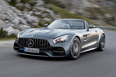 Mercedes-Benz AMG GT Roadster 2018 Review, Specs, Price