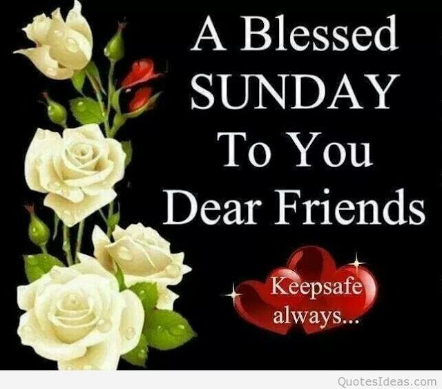 `blessed sunday greetings