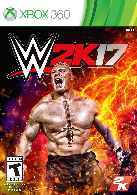 WWE 2K17 ESPAÑOL XBOX 360 Descargar