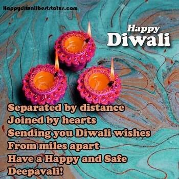 Best Diwali Messages in English